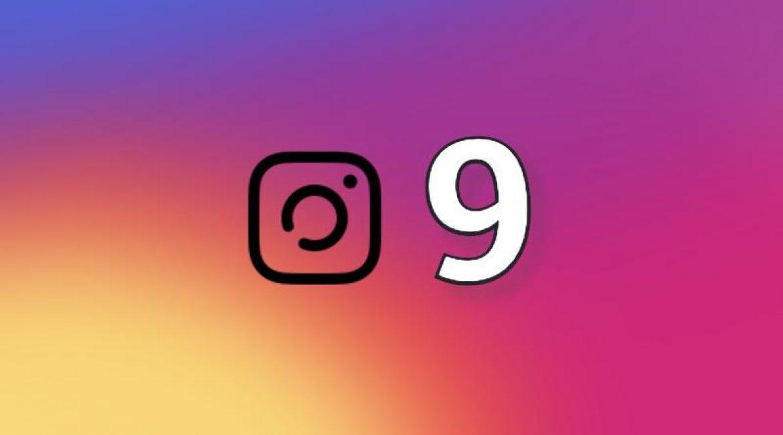Instagram celebra el seu 9è aniversari